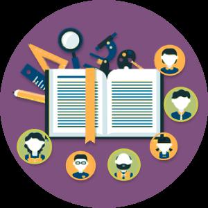 Мини социальная сеть для образовательной организации